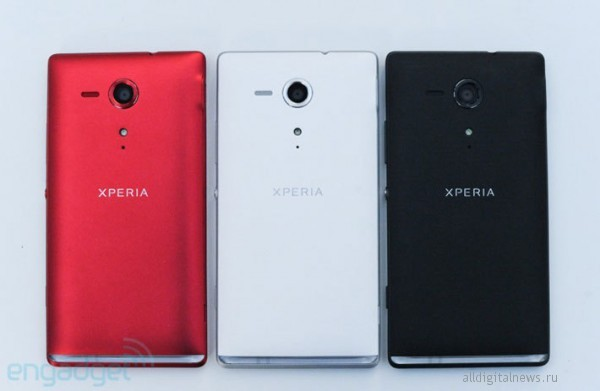 Sony Xperia SP и Xperia L_3