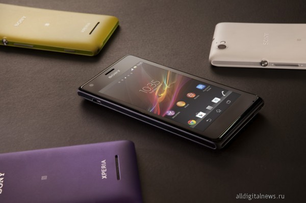 Sony Xperia М_2